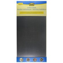 "MD Hobby & Craft Magnetic Galvanized Steel Sheet, 12"" x 24"""